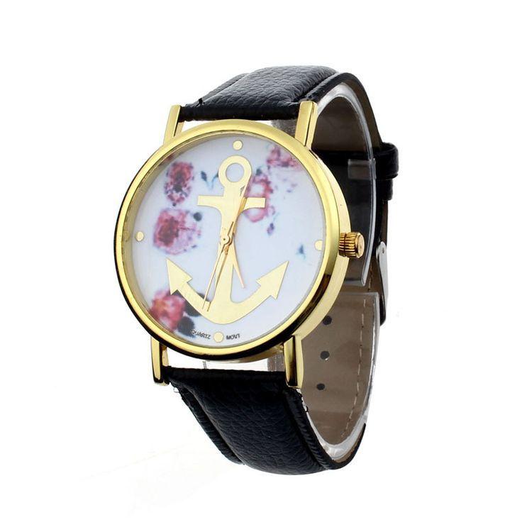 La montre tendance éte 2017. Superbe montre, unique en son genre. Mouvement à trois aiguilles.  Un jolie montre qui sublimera vos poignets en un clin d'oeil!!!  La montre parfaite pour cet été!  Emballage cadeau offert!