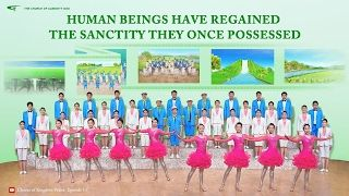 "New Heaven and New Earth | Musical ""Chinese Gospel Choir 13th Performance""  #music #song #hope #peace #Pray #christian #EasternLightning  #happiness #love #life #Jesus #videos #ThechurchofAlmightyGod #worship"