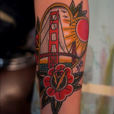 17 best images about tats and twos on pinterest for Bay area tattoo