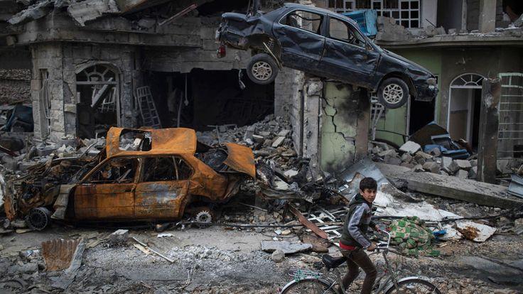 En miljard kronor i bistånd till Irak.