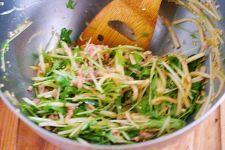 やみつき!居酒屋風♪『大根と水菜のシャキシャキサラダ』 by Yuu | レシピサイト「Nadia | ナディア」プロの料理を無料で検索