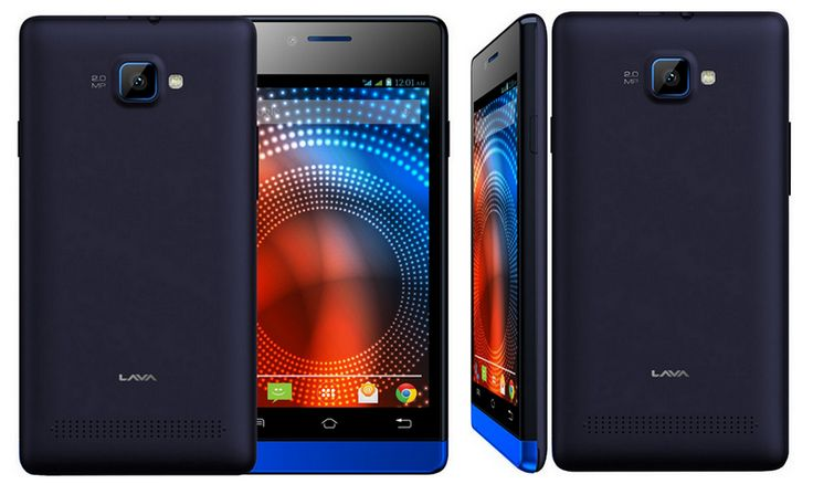 #Lava Iris 444 launched Low Budget #Smartphone on #Flipkart.