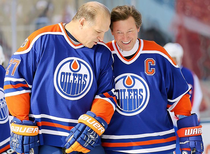 Integral teammate, revered opponent & great friend. reflects on legacy of beloved #Oilers great #27. Dave Semenko: https://www.nhl.com/oilers