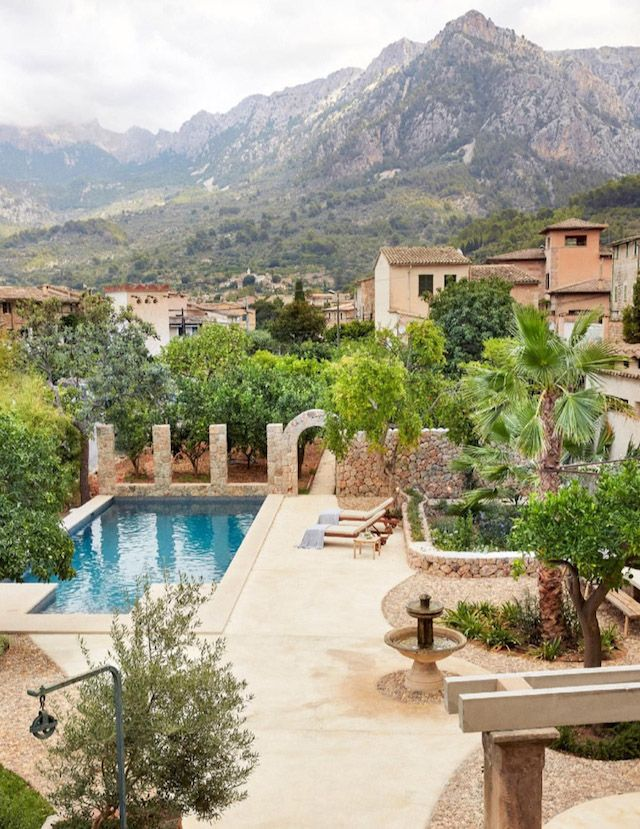 A sunny escape in Spain | FrenchByDesign