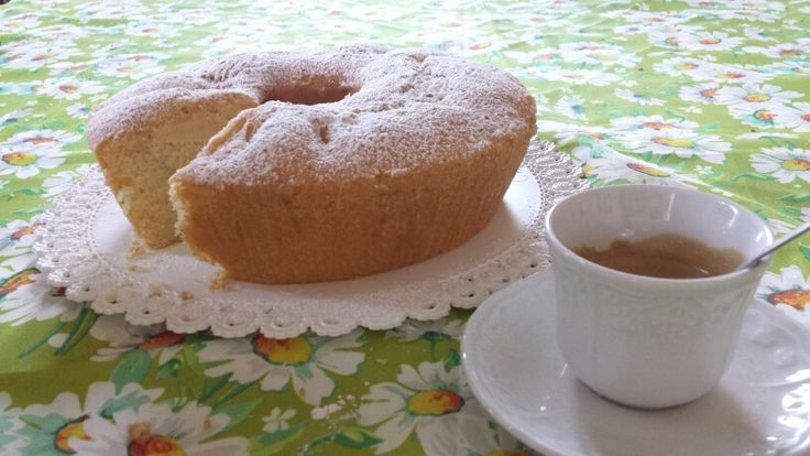 Torta di mele all'acqua!  #applecake #cake #tortadimele #ciambella #sofficissima