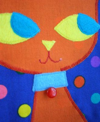 mmmcrafts: kitty cat applique