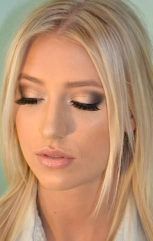 makeup for blondes with blue eyes - Google Search