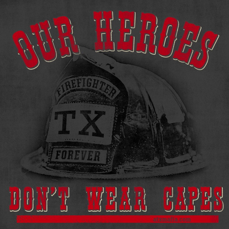 Supporting our TX firefighters and those who have been affected by the Central TX fires