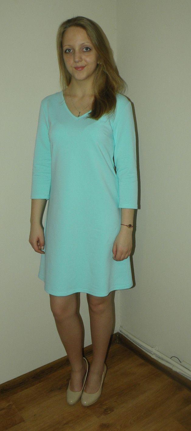 Sukienka trapezowa - MPSTEFFA - Sukienki dresowe