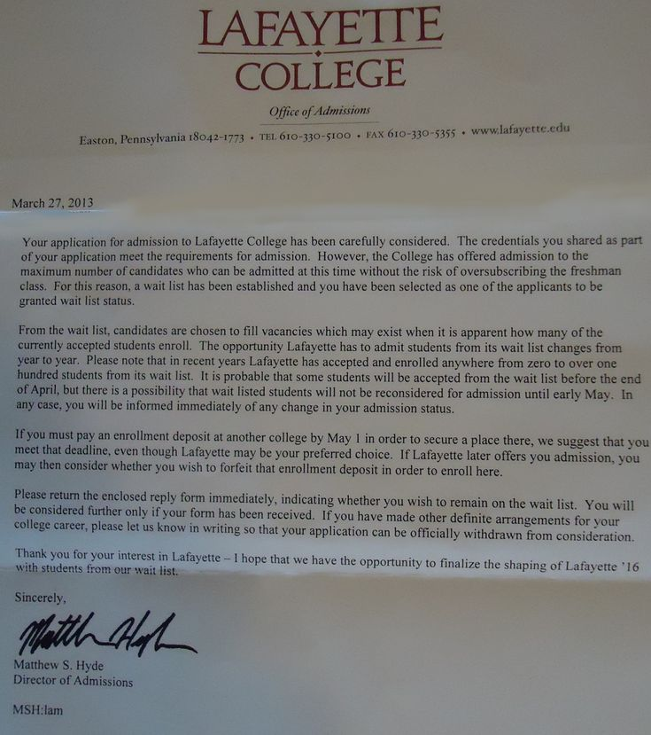 College Admission Acceptance Letter - Google Search | Work Stuff