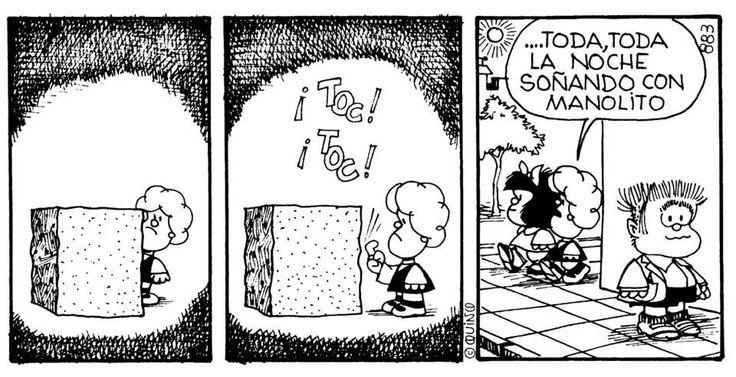 Last strip mafalda