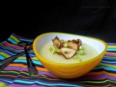 Topinambur w zupie - Przepisy kulinarne ze zdjęciami