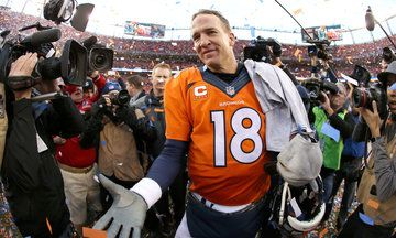 Jan. 25, 2016 - HuffingtonPost.com - It'll be Broncos vs. Panthers in Super Bowl 50