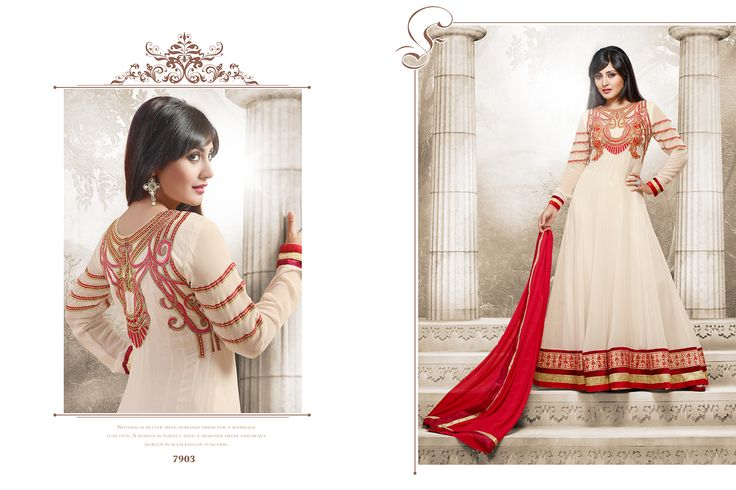 """Bellastiles presents:-""""Kessi Suits-The Queen"""" Fabric Details:- Georgette Designer Suit, Shantoon Bottom with inner & Chiffon Duppatta  To place #Orders : (#USA): 610-616-4565, 610-994-1713; (#India):91-226-770-7728, 99-20-434261; E-MAIL: market@bellastiles.com, wholesale@bellastiles.com  #Bellastiles #Kessi #KessiSuits #DesignerSuits #DesignerDresses #Fashion #Stylish #Sale #Discounts #FreeShipping #OnlineShopping #eCommerce #EthnicWear #LadiesWear"""