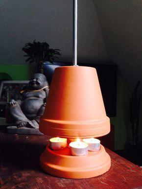 Einen Raum nur mit Teelichtern heizen? Das klang für mich nach einer guten Sache, als eine Freundin mir kürzlich ihre Blumentopf-Heizung vor...