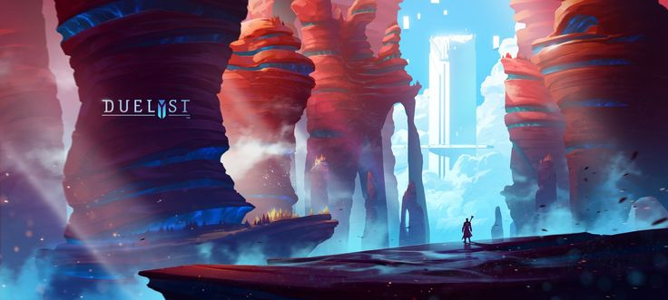 Duelyst, Concept Art, Artwork, Digital Art Wallpaper