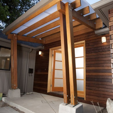 Portland Home Covered Entry Design, Pictures, Remodel, Decor and Ideas