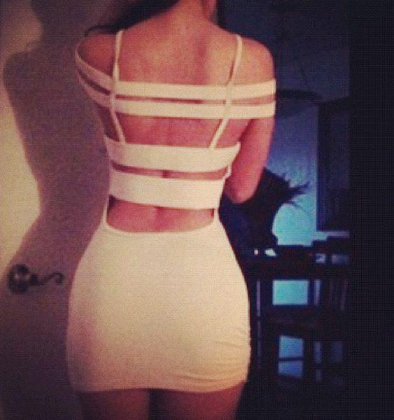 evening short dress tumblr #short