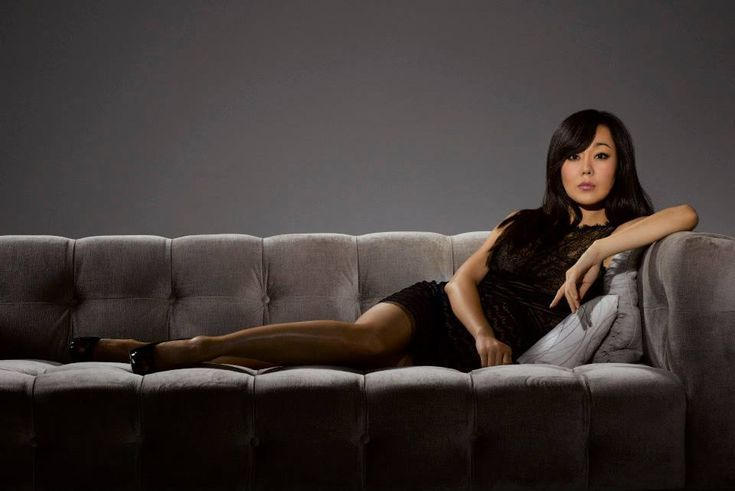 Yunjin Kim as (Karen Kim) #Mistresses