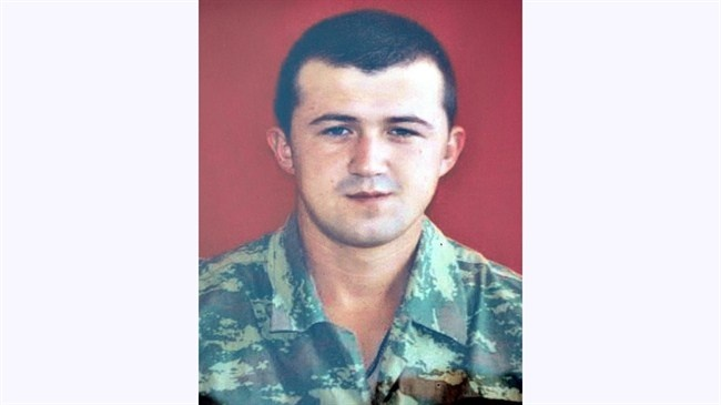 Şehit Jandarma Komando Er Sinan Şen
