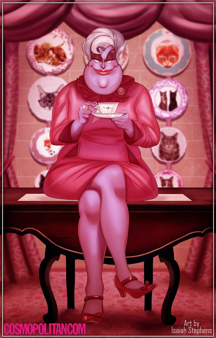 "And in conclusion, Ursula ""Dolores"" Umbridge is the best/worst."