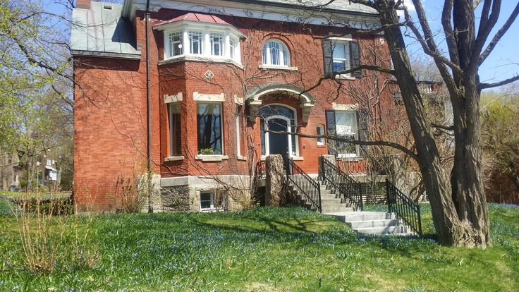 Westmount homes and architecture
