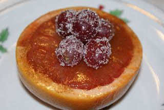Little Bit of Everything: Broiled Grapefruit