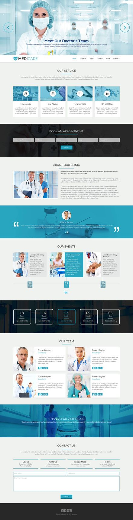 Corporate Website Template Design Custom Website by designscodes