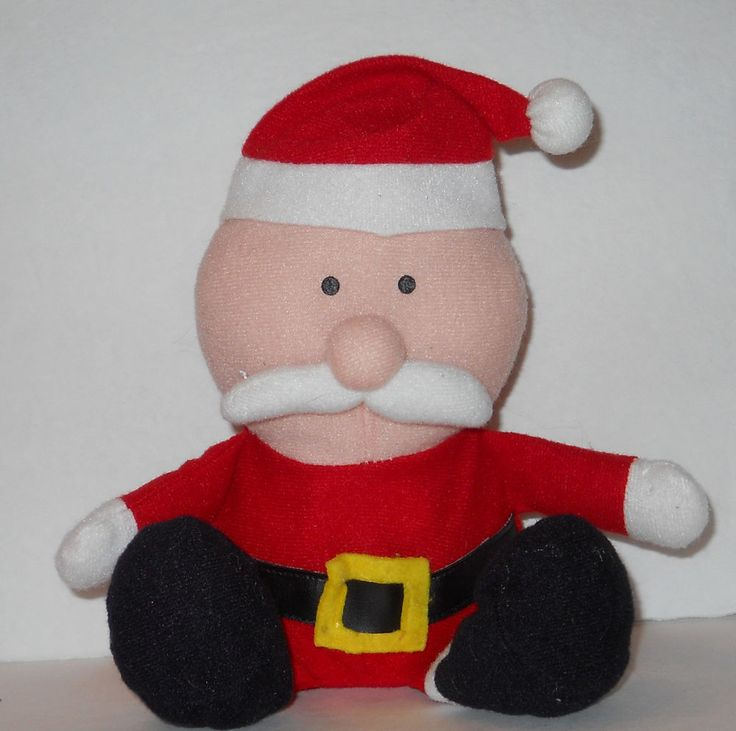 Best images about christmas plush on pinterest