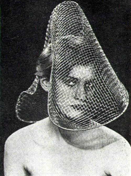 Lee Miller by Man Ray, 1930 from The Abridged Dictionary of SurrealismAlso