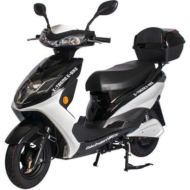 X-Treme Cabo Cruiser Electric Moped