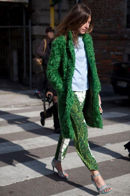 Grass Outfit by Scheila Danesi on @Sbaam http://sba.am/pva2vkd96r