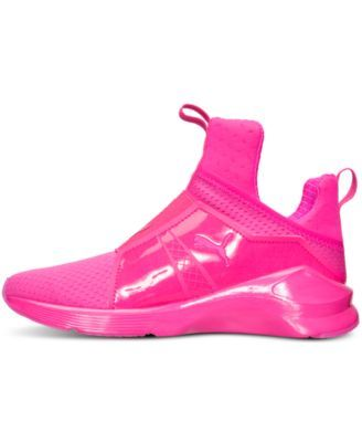 1f4ae5d13327 Puma Women s Fierce Bright Casual Sneakers from Finish Line - Pink 8 ...