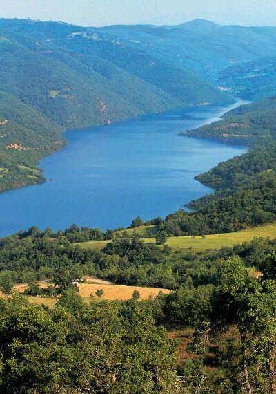 Λιμνη Σμοκοβου στην Καρδιτσα!