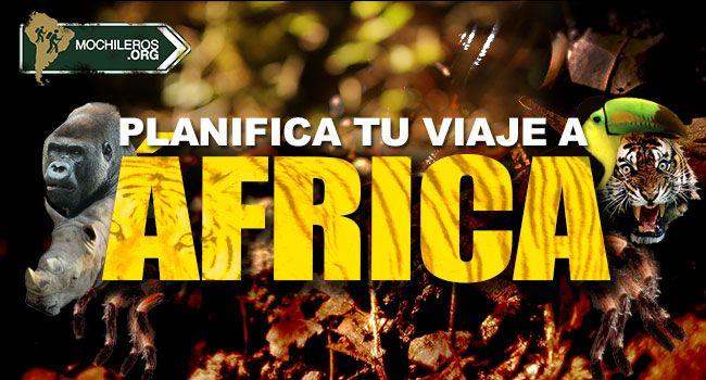 Planifica tu #viaje a #Africa. Encuentra soluciones de planificación en mochileros.org  #Kenia #Tanzania #kenya