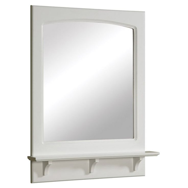 17 best ideas about bathroom mirror with shelf on. Black Bedroom Furniture Sets. Home Design Ideas