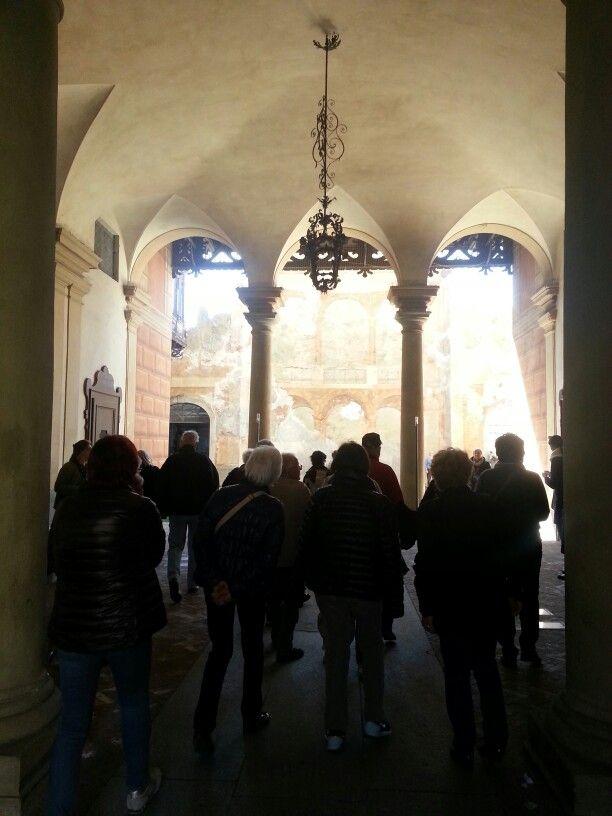 I segreti nascosti nei cortili interni dei palazzi nobiliari