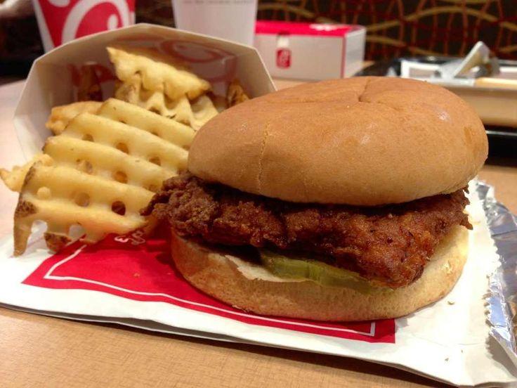 A Magical Chick-fil-A Spicy Chicken Sandwich Recipe - The Nicene Nerd