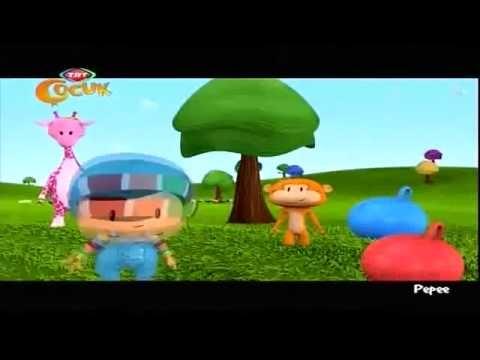 Pepee (Yaşasın Zıpzıp Balonlar) -Trt Çocuk #Çizgifilm #cartoon #pepee