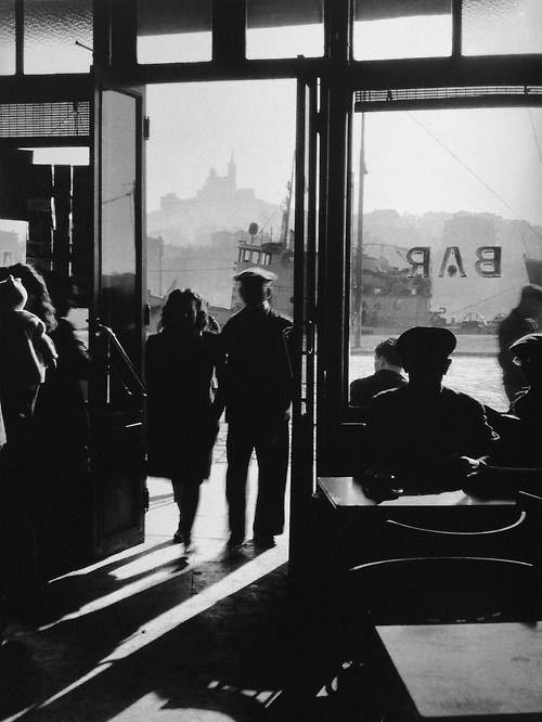 Marseille 1946 Photo: Willy Ronis