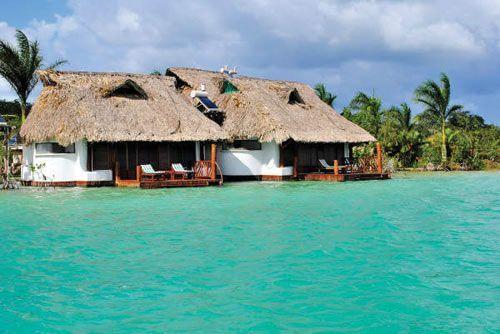 Hotel Akalki - Bacalar, Quintana Roo Mexico #DriveMexico #Roadtrip #VisitMexico #Travel