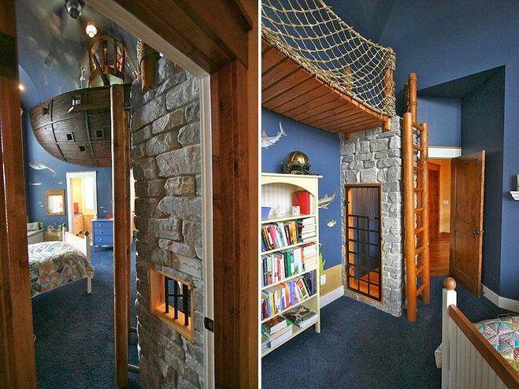 Sogni-dOro-10-Idee-di-design-di-camere-da-letto-per-i-bambini-pirata2.jpg 740×555 pixel