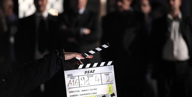 Immagini tratte dal film Diaz - Daniele Vicari