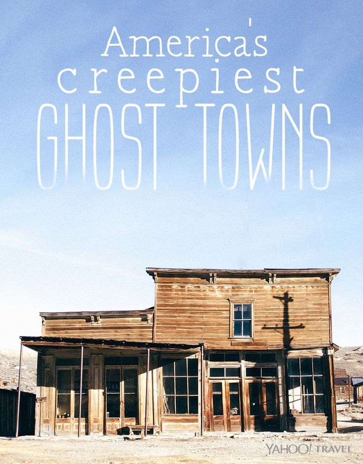 Some ghost towns are protected by parks departments. But Bodie, Calif., protects itself—with a curse.