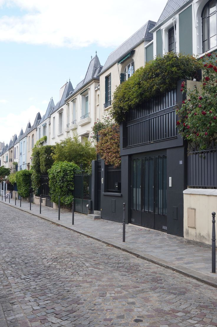 Paris bucolique #8: La Rue Dieulafoy | Lauralou