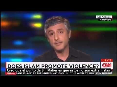 Reza Aslan destruye argumentos de Bill Maher sobre el Islam