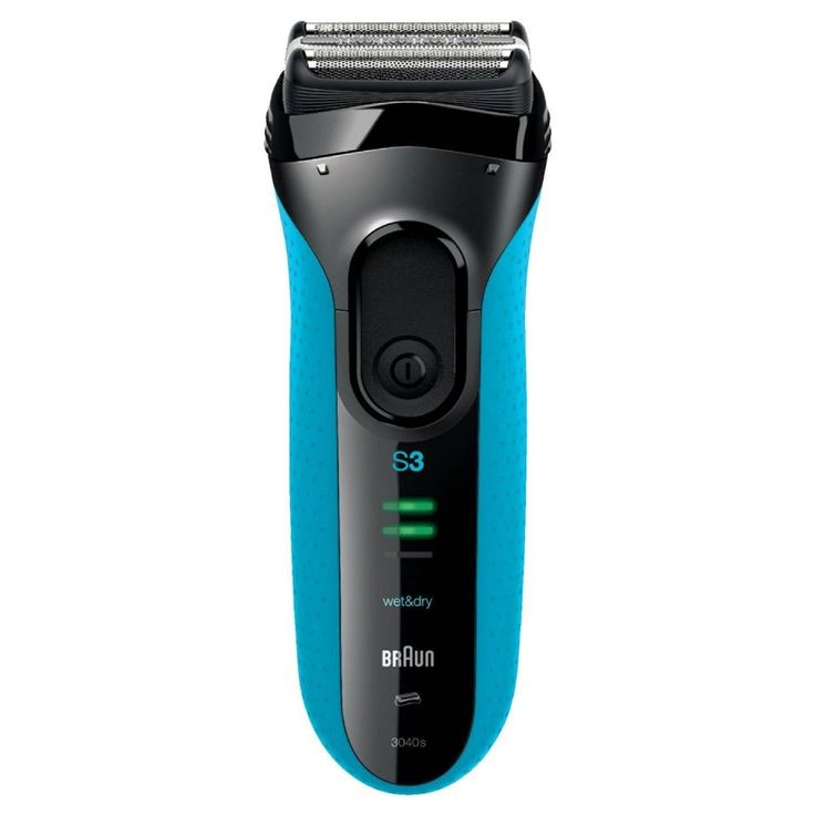 Braun Series 3 3040 Men's Electric Foil Shaver, Wet and Dry, Rechargeable and Co #Braun