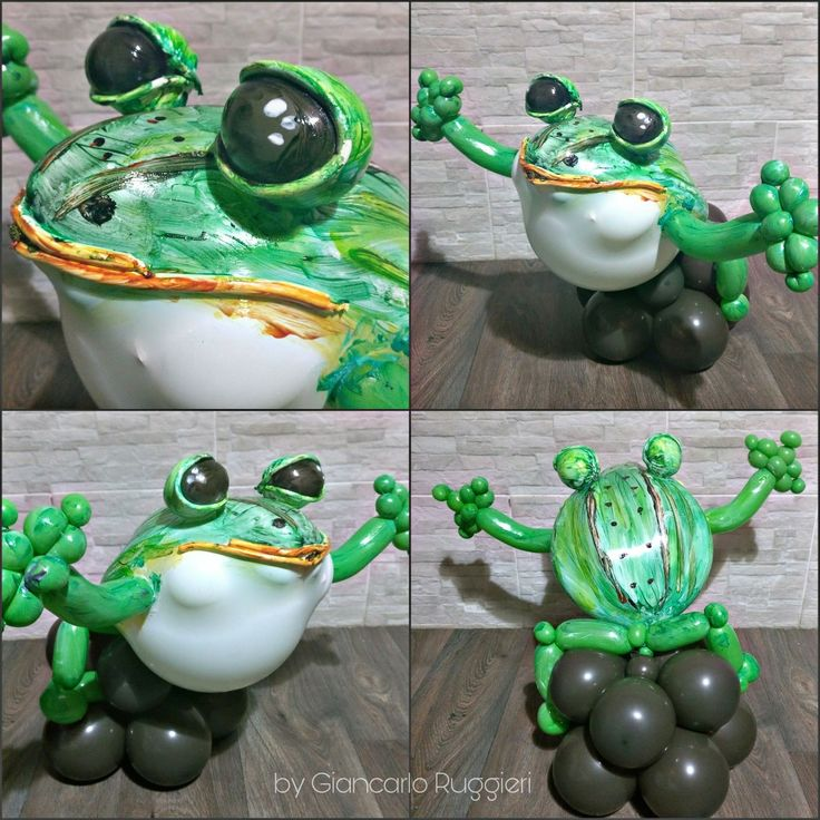 Ispirazioni quotidiane, oggi una rana! A frog for You!  #balloonsparty #palloncinicolorati #balloonsculpture #balloonsfordays #balloonart #balloonshop #balloonsdecor #balloonsbouquet #balloons #prilaga #balloonsurprise #balloons🎈 #balloonsshop #balloonsculpting #balloonsfoil #palloncini #balloonart2go #pallonciniovunque #balloonsph #balloonartist #frog #balloon #balloonsurprise #balloonforday #picsoftheday #instaballoon #staytuned #goodmorning #mondaymorning