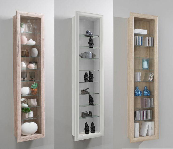 Best 25 wall mounted display cabinets ideas on pinterest - Glass display units for living room ...