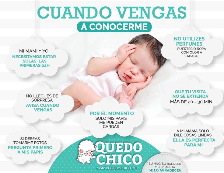 En #quedochico te brindamos los mejores consejos, sigue los siguientes tips para ¡Cuando vengas a conocerme!
